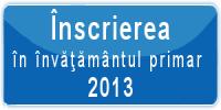 Invatamant primar 2013